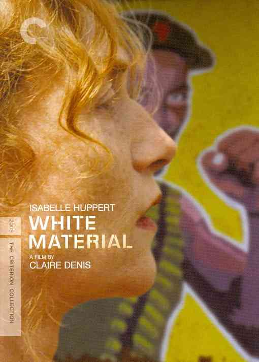 WHITE MATERIAL BY HUPPERT,ISABELLE (DVD)